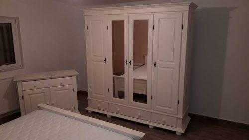 Set Dormitor Arlo, Configurabil, Lemn Masiv photo review