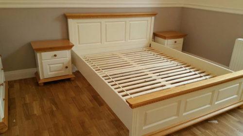 Set Dormitor Celia, Configurabil, Alb/Natur photo review