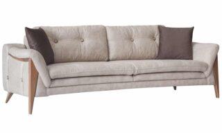 Canapea Extensibilă Karina, Crem