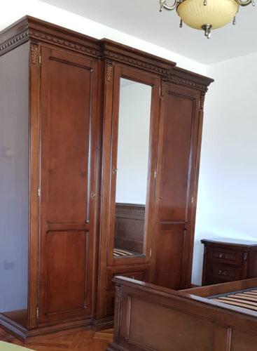 Set Dormitor Bernhard, Lemn Masiv, Nuc photo review