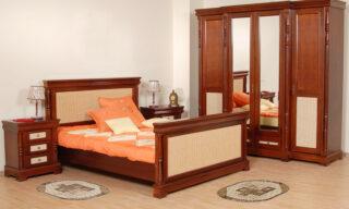 Set Dormitor Alexander, Lemn Masiv, Configurabil